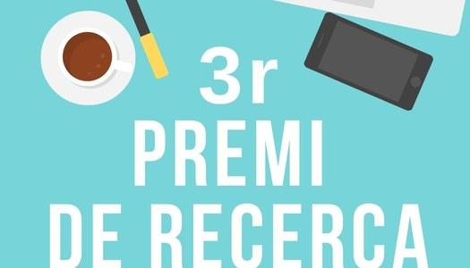 3r Premi de Recerca Juvenil d'Alguaire