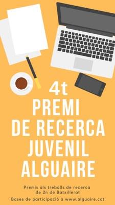 4t Premi de recerca Juvenil cartell.jpg