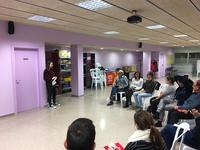 Comença a Alguaire el taller de conversa en llengua anglesa