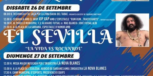 Festa Major de setembre 2020